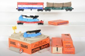 Boxed Lionel Late Trains & Accessories