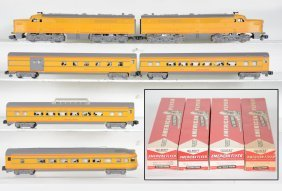 Beautiful American Flyer Pony Express Set(20535)