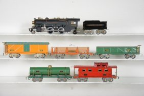 American Flyer O Gauge Freight Set