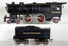 Scarce Ives 1134 Steam Locomotive