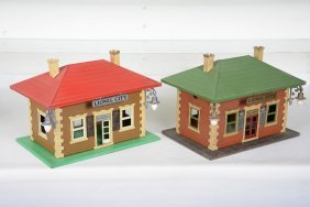 Lionel 122 & 134 Stations