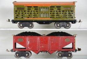 Lionel 513 & 516 Coal Train Hopper