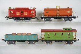 Clean Lionel 8# Freight Set