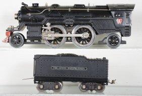 Clean Lionel 1835e Steam Loco