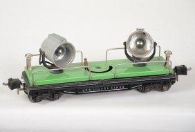Scarce Lionel 2820 Searchlight Car