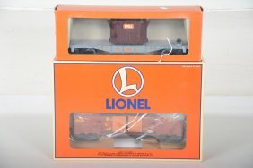 Scarce Lionel Pp&l Freight Cars
