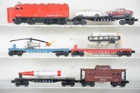 Lionel Diesel Freight Set