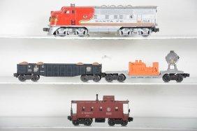 Lionel 2343 Diesel Freight Set