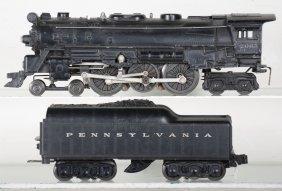Lionel 2065 & 2671w Steam Locomotive