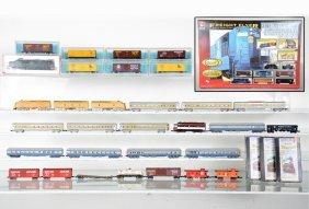 Large Group N Gauge Trains