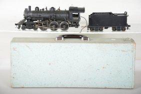 2-rail O Scale Steam 10-wheeler