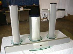 (4) Ceratec Speakers System