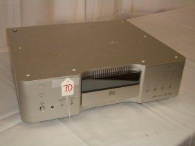 JVC DVD Player W/Universal Remote