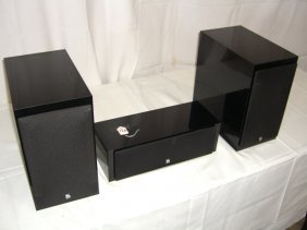(3) Audio Pro Speakers