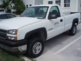 2005 Chevy C-2500 Pick Up Truck