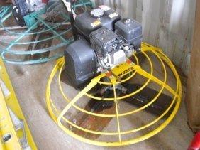 "2005 Wacker 36"" Power Trowel"