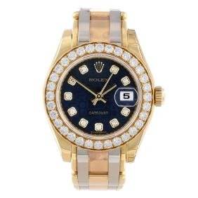 Current Model: Rolex - A Lady's Oyster Perpetual