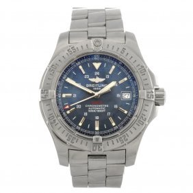 (705007327) A Stainless Steel Automatic Gentleman's