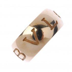 Bulgari - A Band Ring.