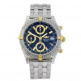 Breitling - A Gentleman's Windrider Chronomat