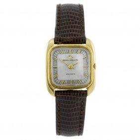 Jaeger-lecoultre - A Lady's Voguematic Wrist Watch.