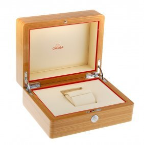 Omega - A Complete Watch Box.