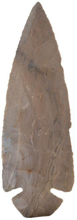 "4 7/8"" Hornstone Dovetail.  Floyd Co, IN.  Ex-Chalmer"