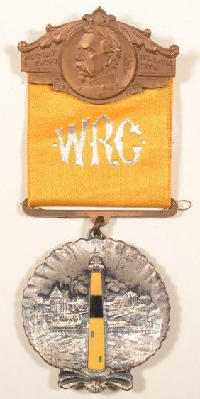 Women's Relief Corps 44th National Encampment Medal