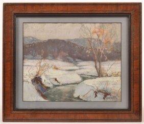 Pastel Watercolor By Mel Stark, Lehigh Co.