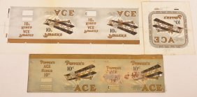 """Extremely Rare """"poppers Ace"""" Original Paper Proofs"""