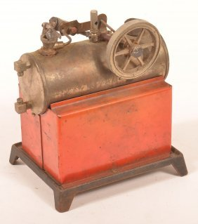 Weeden Electric Steam Engine Toy.