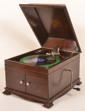 "Victor Vvix-#357381 -12 "" Record Player, Victrola #2"