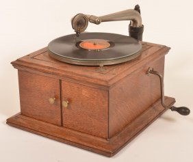 Victor Model Vv-iv Record Player