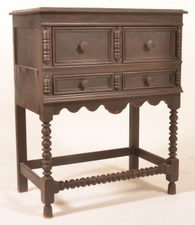 Factory Made Jacobean Style Server.