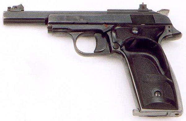 67  LE CHASSEUR ...Beretta 92fs Brigadier Inox Review