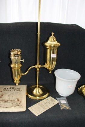 THE ALADDIN STUDENT LAMP -  75TH ANNIVERSARY