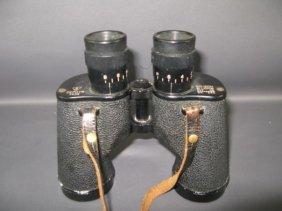 Vintage Bausch And Lomb Zephyr 7 X 35 Binoculars Lot 8