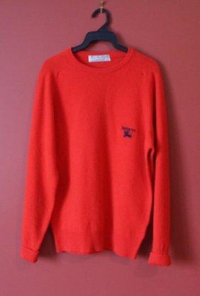 Burberry Lambswool Sweater