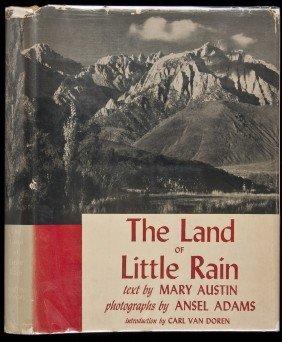 The Land Of Little Rain Ansel Adams Photos