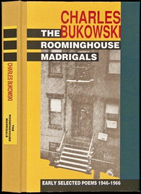 Bukowski Roominghouse Madrigals Signed Limited
