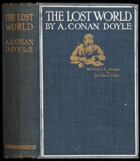 Lost World By AC Doyle First Trade Edition