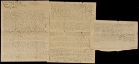 Letter From F. Scott Fitzgerald's Mistress