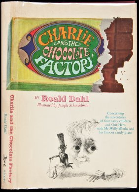 Roald Dahl Charlie And The Chocolate Factory