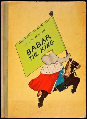 Jean De Brunhoff Babar The King