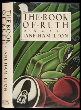 The Book Of Ruth Signed By Ruth Hamilton In Dj
