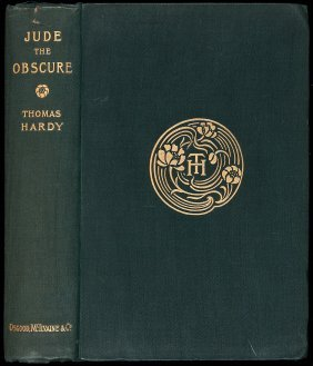 Thomas Hardy Jude The Obscure 1st Edn