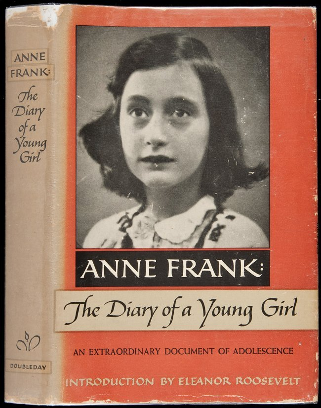 a review of anne franks the diary of a young girl I had been eager to read the diary of a young girl by anne frank ever since i visited 263 prinsengracht in amsterdam, the site of the 'secret annex' where the.