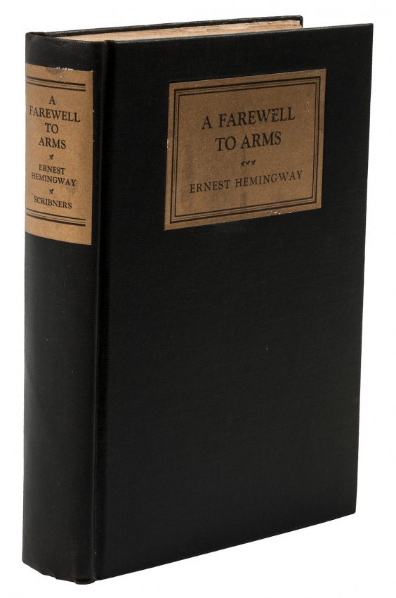 the symbol of darkness in a farewell to arms a novel by ernest hemingway In this lesson, we will briefly examine the life of ernest hemingway and his writing accomplishments we will then summarize his novel, 'a farewell to arms,' and focus on its major themes.