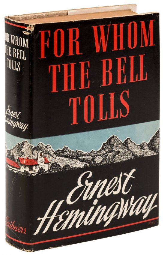 translation criticism of for whom the bell tolls essay Suggested books and resources to further your understanding of the wall by jean  ernest hemingway's for whom the bell tolls, first  (american translation,.