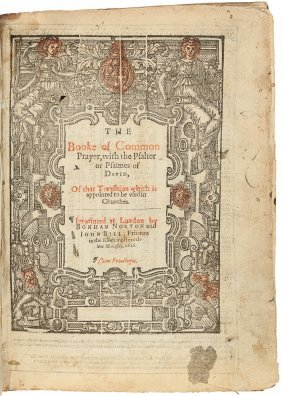 King James Bible 1628